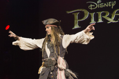Photo copyright Disney.